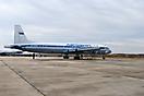 Ил-18Д RA-75528. Кипелово, октябрь 2008 года